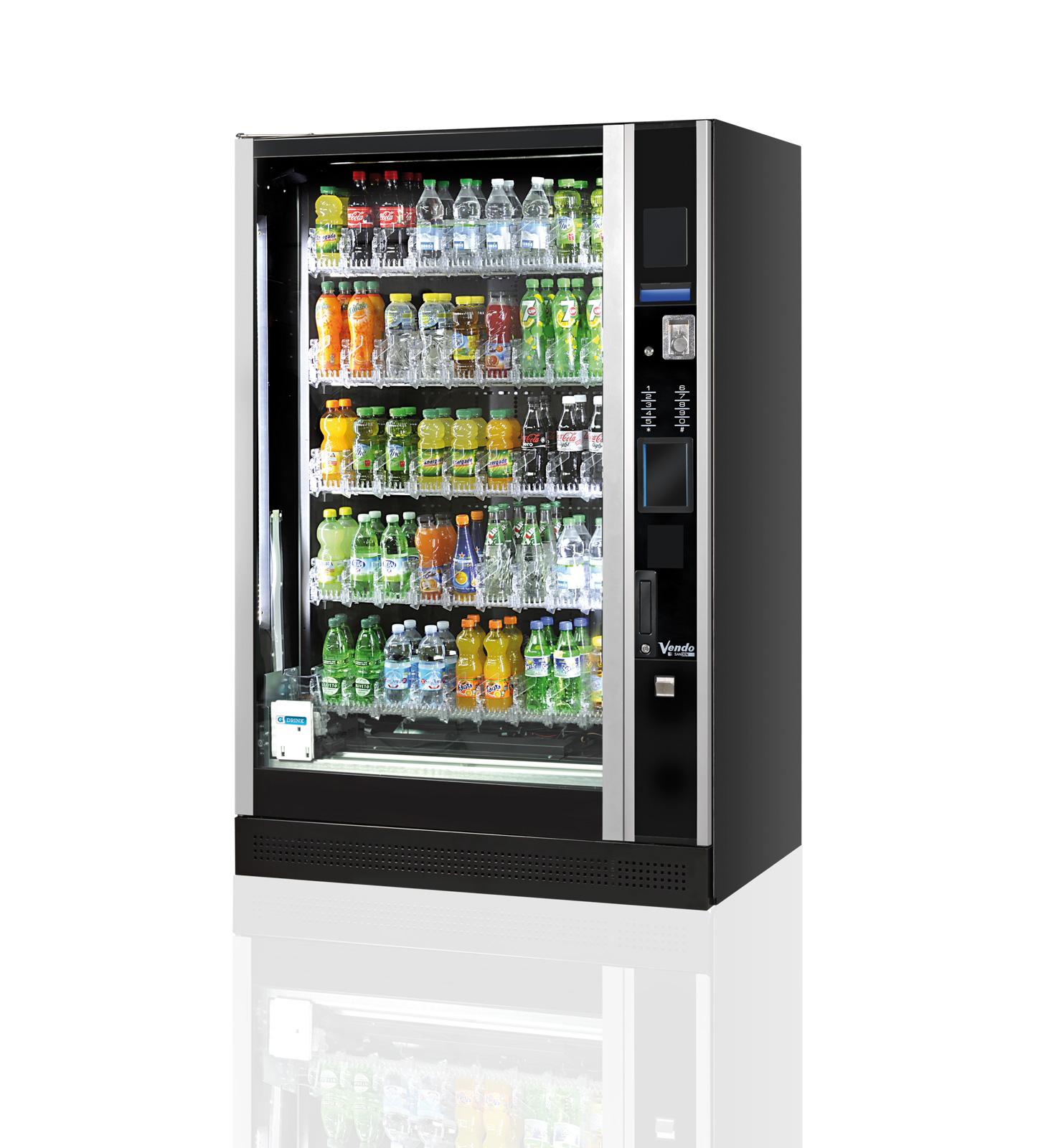 distributeur automatique de boissons fra ches. Black Bedroom Furniture Sets. Home Design Ideas